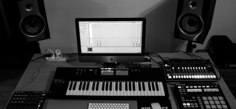 CTO iMac – Ilyen egy zenei producer gépe