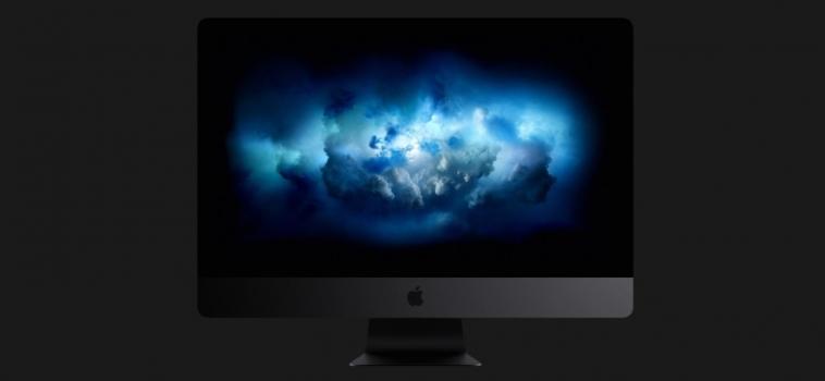 Érkezik az eddigi legdrágább Apple számítógép -iMac Pro